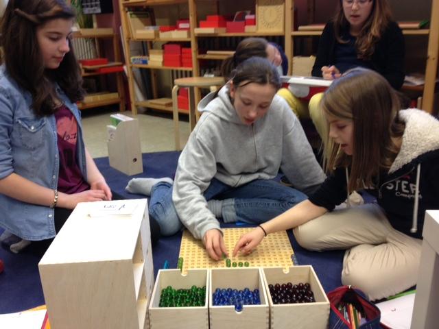 Montessori Praxis 1