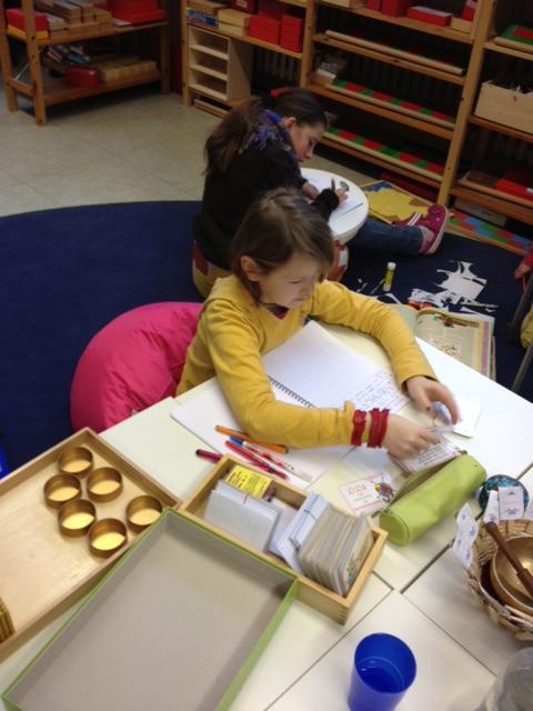 Montessori Praxis 3