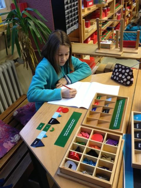 Montessori Praxis 4
