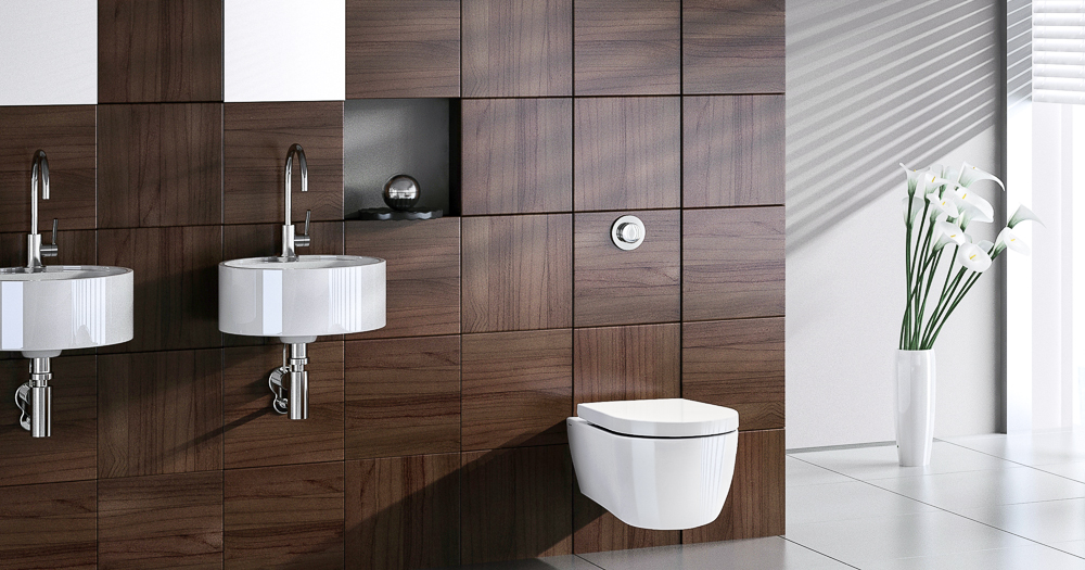 wand wc die vorwand toilette im shop von. Black Bedroom Furniture Sets. Home Design Ideas