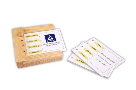 Allgemeinwissen - Stöpselkasten Einschubkarten