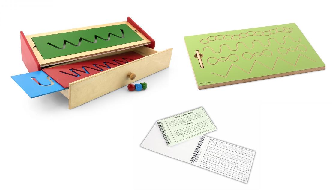 Montessori Lernwelten - Der Shop für Montessori Material