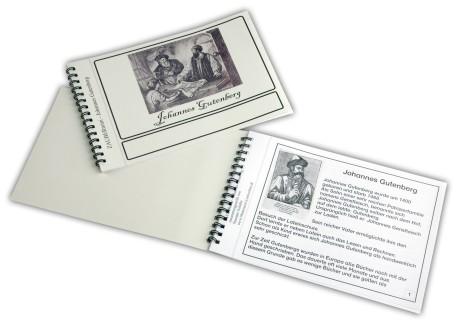Zaubermini Johannes Gutenberg