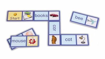 Domino didattico: sostantivi in Inglese