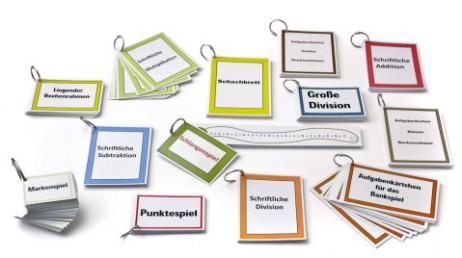 Der Große Montessori Rechenpass