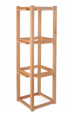 Supporti verticali per 12 cornici con chiusure
