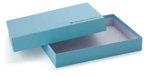 Aufbewahrungsbox A5 blau