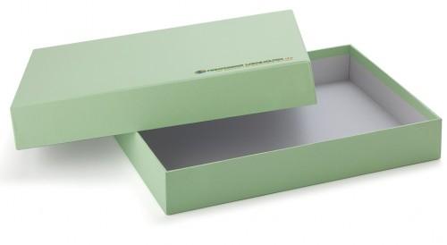 Aufbewahrungsbox A4 grün