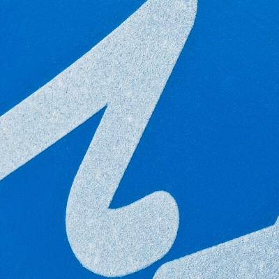 Sandpapierbuchstaben - Doppellaute