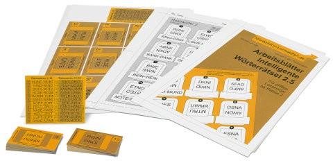 Intelligente Wörterrätsel - Reimwörter