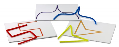 Il gioco del piegamento con 30 esempi di piegatura
