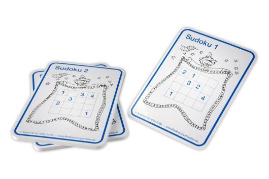 Einfache Sudoku